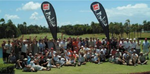 Quiksilver Pro Celebrity Godfathers of the Ocean Golf Day
